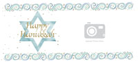 Hanukkah7 Rack Card (4x9)